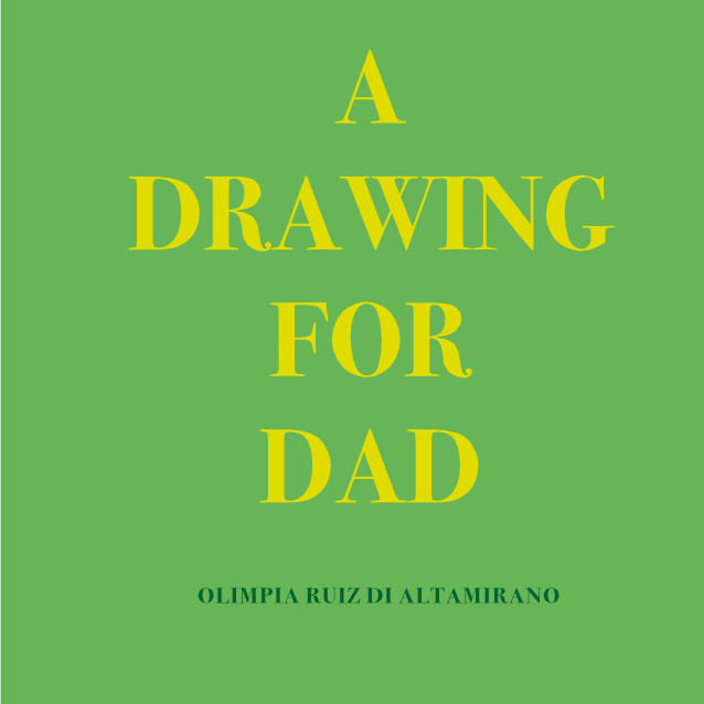 A drawing for dad