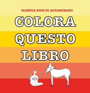 Copertina Colora questo libro. - Libro per bambini