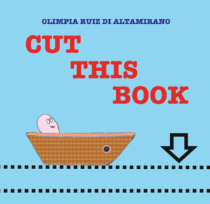 Cut this book