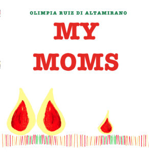 A book to be completed and given as a gift – for kids with two moms