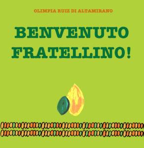 Benvenuto fratellino - Libro per bambini