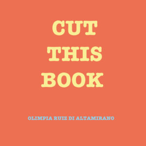 Cut this book, a Montessori activity for learning to use scissors