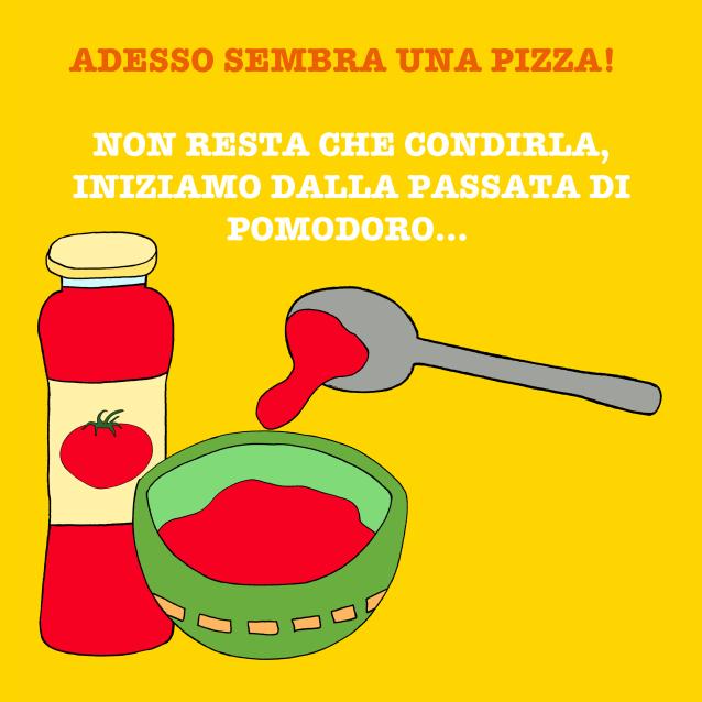 La ricetta segreta della pizza, solo per piccoli chef!