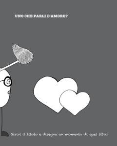 L'Acchiappalibri: disegna i libri per bambini!