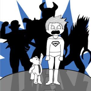 Sarò un eroe gentile! Bambini ribelli...