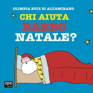 Chi aiuta Babbo Natale? Ape Junior