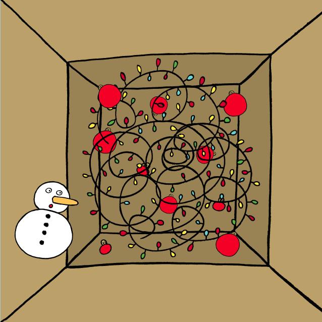 Albero di Natale libro
