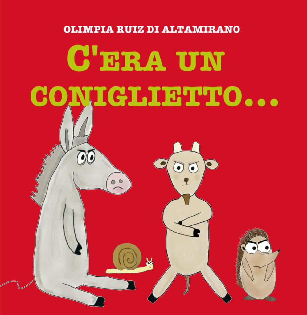 C'era un coniglietto - Libri per bambini