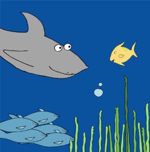 Tuffati in questo libro - Libro divertente per bambini
