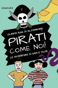 Romanzo bambini pirati