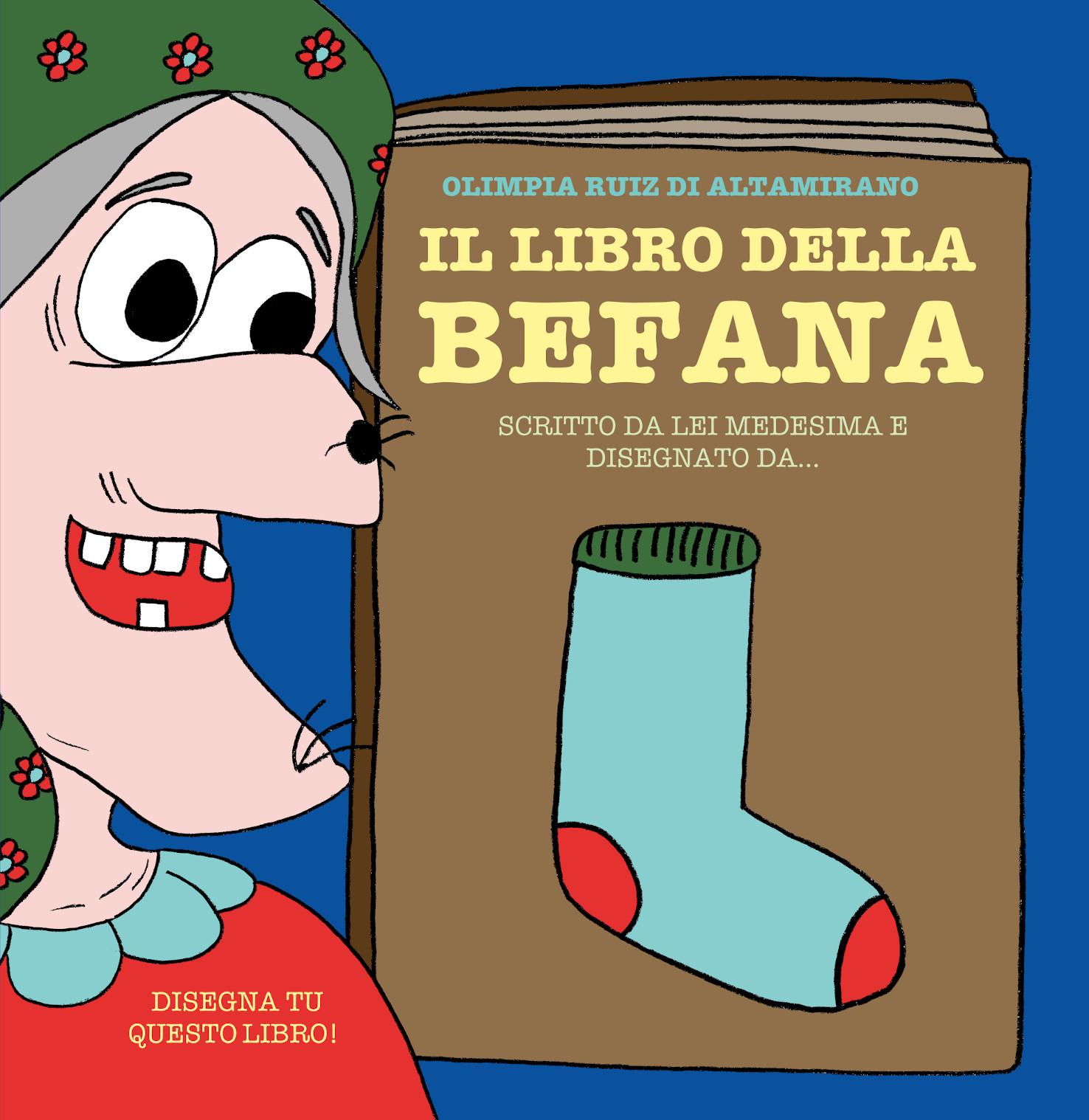 Il libro della befana