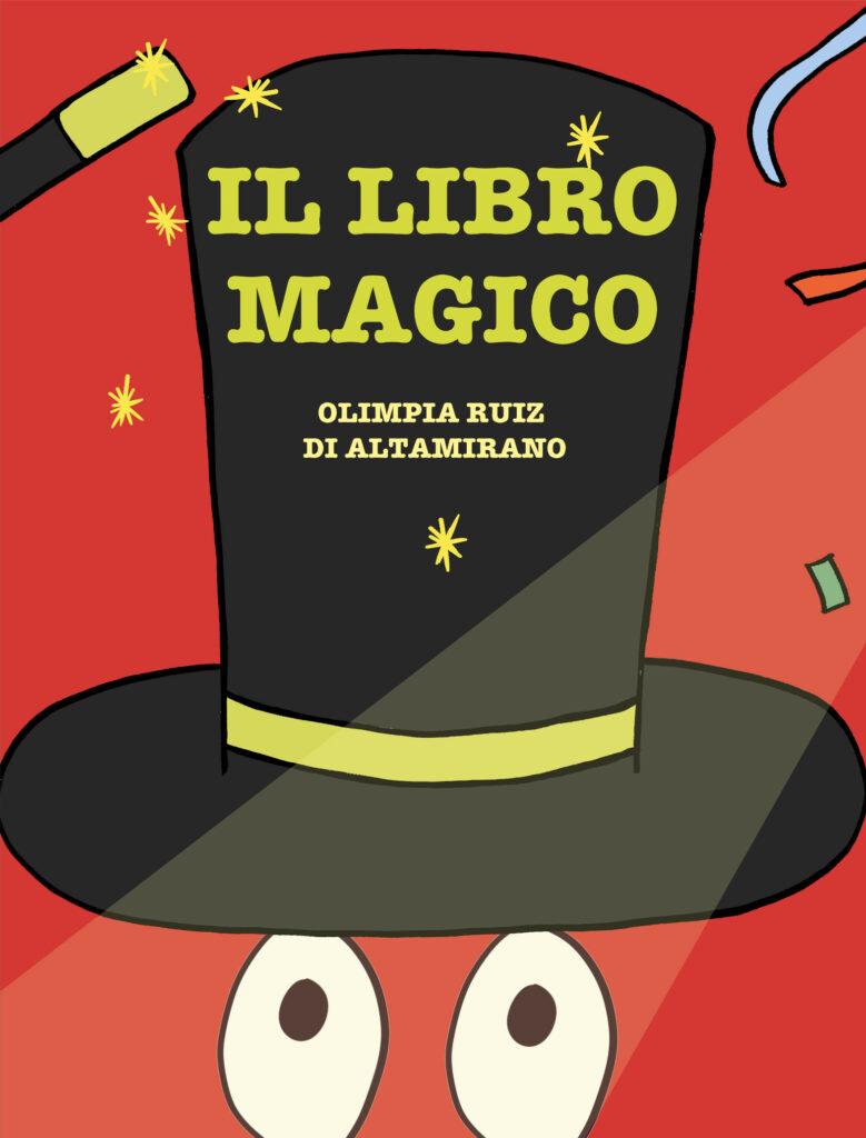 Il libro magico - Un libro divertente per bambini